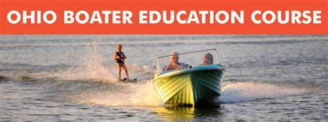boating education course ohio boating education course at tappan lake park mwcd