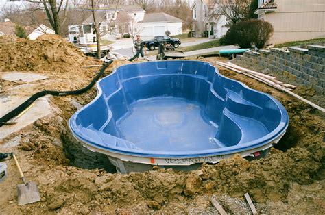 out of season kansas city fiberglass pools pools by york