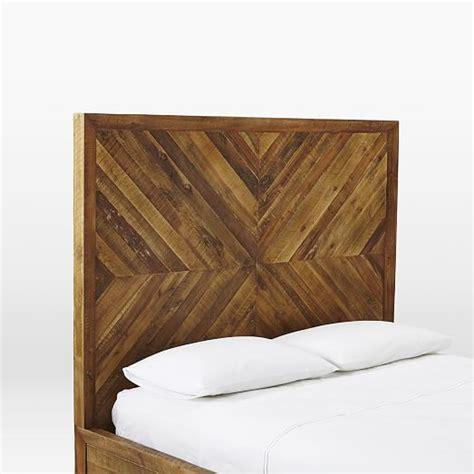 reclaimed wood bed alexa reclaimed wood bed west elm