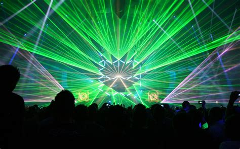Light Techno Rave Lasers Wallpaper 1680x1050 236179 Lights Show