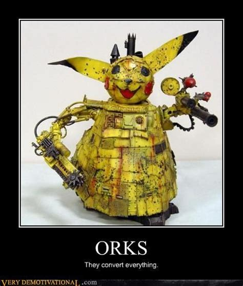 ork memes image orc clan and orks fantasy and monsters