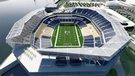 st louis ram stadium renderings released for new st louis stadium football