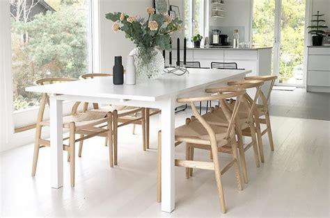 Meja Makan Unik 32 model meja makan minimalis terbaru 2018 kayu kaca