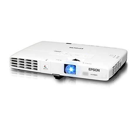 Projector Epson Wireless powerlite 1771w wxga wireless 3lcd projector