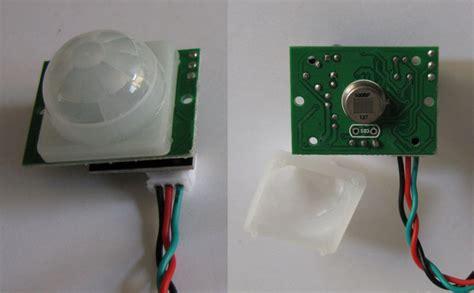 lade crepuscolare sensore pir per accensione lade sensore pir primo progetto