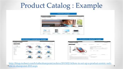 Share Point 2013 Wcm For Developers Sharepoint Product Catalog Template