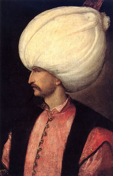 leader of the ottoman empire suleiman the magnificent