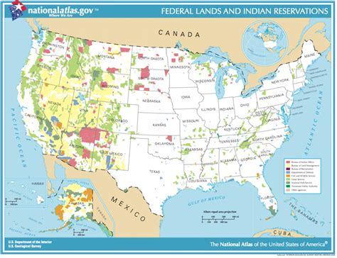 map us federal lands lands may be america s best climate defense