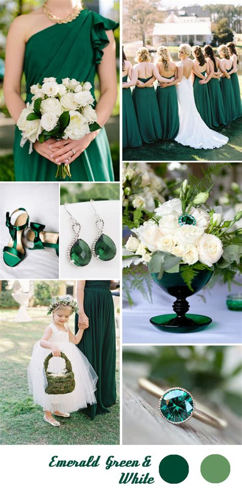 wedding colour themes spring and summer brides five fantastic spring and summer wedding color palette