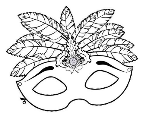 mascaras de carnaval para colorear contuspropiasmanos mascaras venecianas para colorear buscar con google