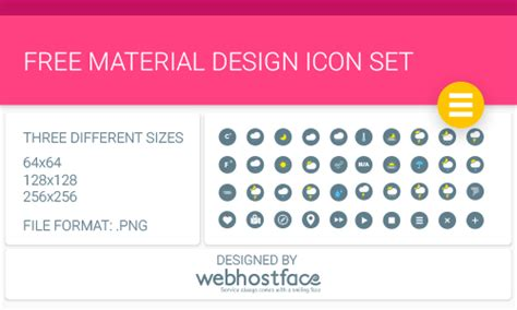 google material design icon download 10 sets of free material design icons for web designers