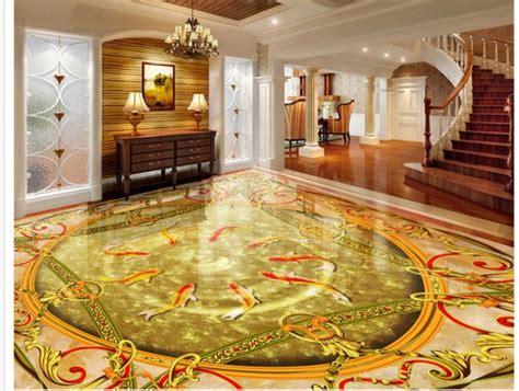 Interior Partitions 3d epoxy floors 3