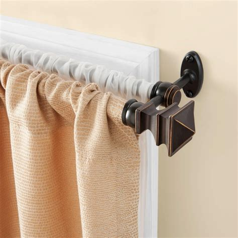 Ikea Curtain Rod Decor Curtain Rod Corner Connector Ideas The Decoras Jchansdesigns