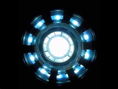 mcu arc reactor theme iron man youtube