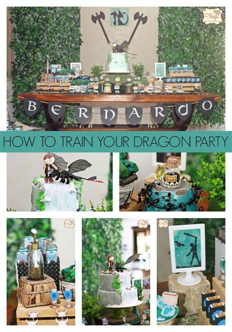 train  dragon party pretty  party