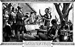 the first thanksgiving facts history thanksgiving history