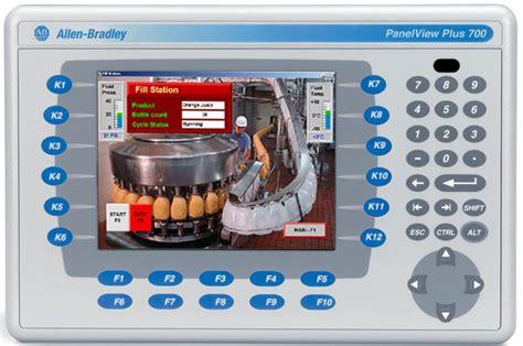 Transferring Runtime Files (.mer) To PanelView Plus Using ... Panelview Plus 600