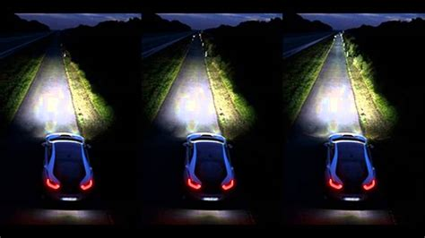 Low Beam Lights Should Be Used In by Low Beam Vs High Beam