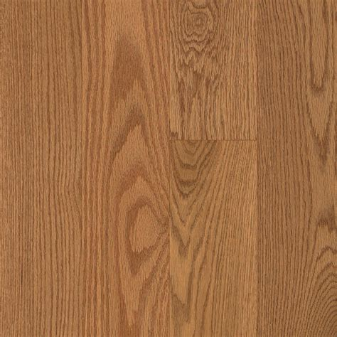 Prefinished Oak Hardwood Flooring Shop Allen Roth 3 25 In W Prefinished Oak Hardwood Flooring Butterscotch Oak At Lowes