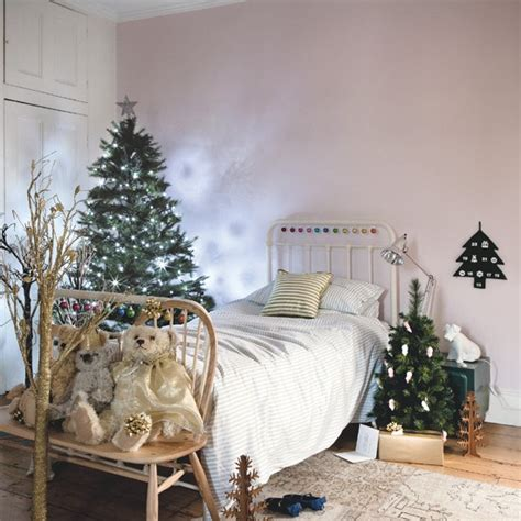 christmas bedrooms child s christmas bedroom housetohome co uk