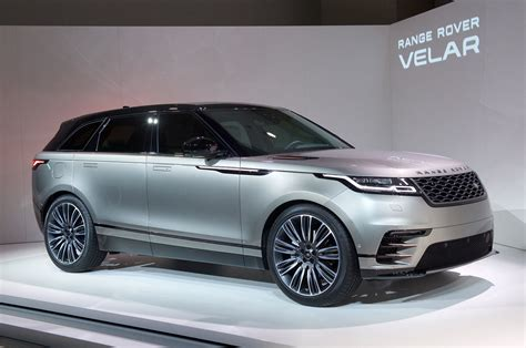 land rover velar 2018 first look 2018 range rover velar automobile magazine