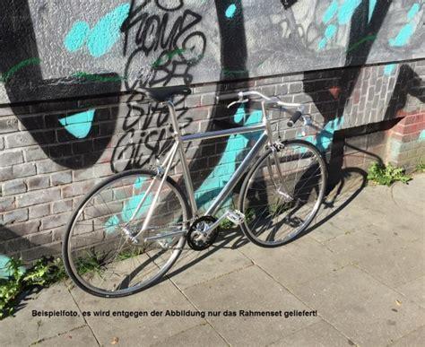 Polieren Van Ramen by Cnc Bike Onlineshop Cnc Race 1 2 Singlespeed Rahmen