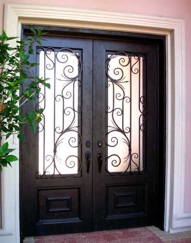 Metal Entry Doors by Grainger Metal Works Entry Doors