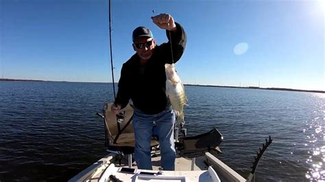 winter crappie fishing  lake fork youtube