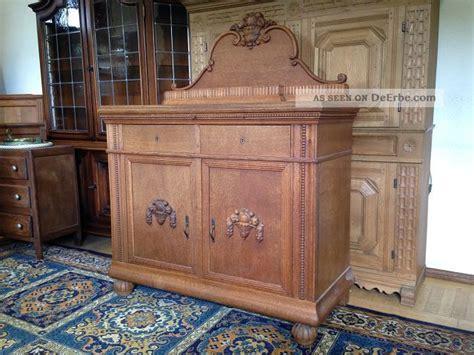 antikes buffet anrichte hammer antikes sideboard kommode anrichte buffet vitrine