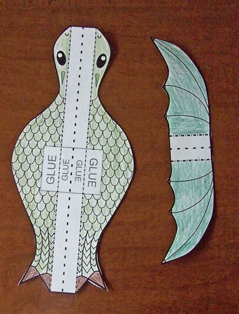 printable paper airplane crafts free printable dragon paper airplane craft www