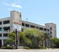 Pavilion Parking Garage by All Things Myrtle Parking On The Grand Strand