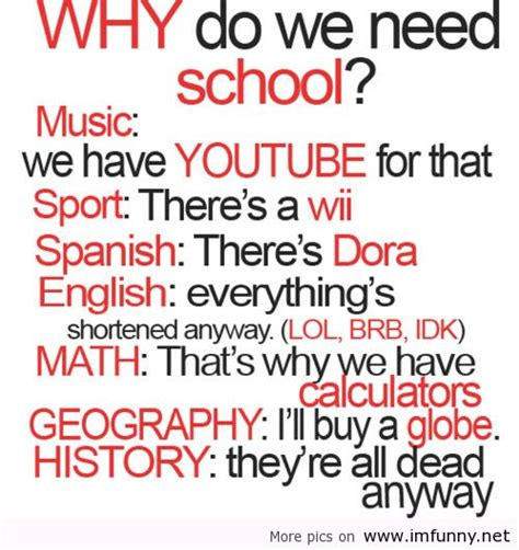 Funny Quotes About School Life Tagalog