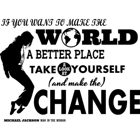 michael jackson make the world a better place lyrics sticker make the world a better place michael jackson