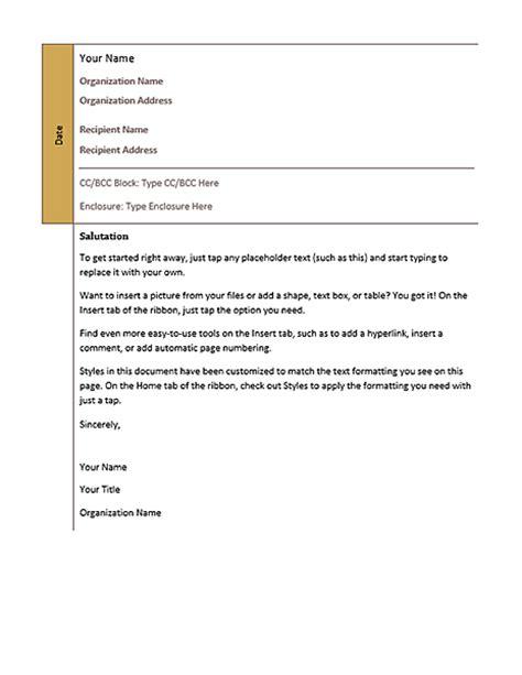 academic design letter draft free certificate templates