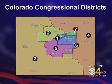 colorado congressional district map communities of interest are in the eye of the beholder