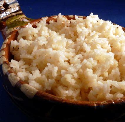 rice cooked in coconut  wali wa nazi) recipe genius kitchen