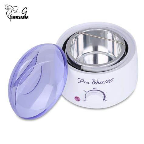 Paraffin Wax Sachet 2 pro warmer wax heater mini spa epilator paraffin wax rechargeable paraffin heater