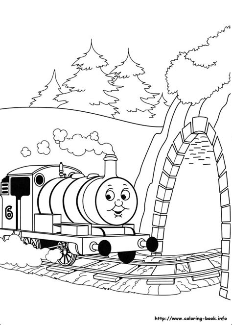 Thomas And Friends Coloring Pages For My Kids Tank Engine Colouring Pages
