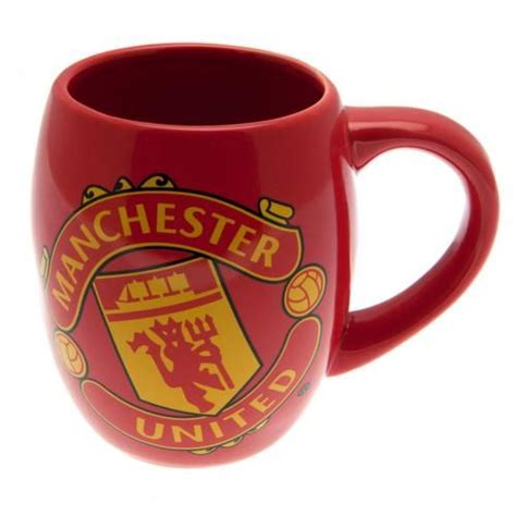 Mug Melamin Manchester United manchester united mug cup mufc merchandise gifts shop