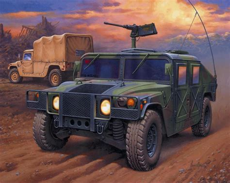 military hummer wallpaper images military vehicle hummer hmmwv m998 m1025 painting