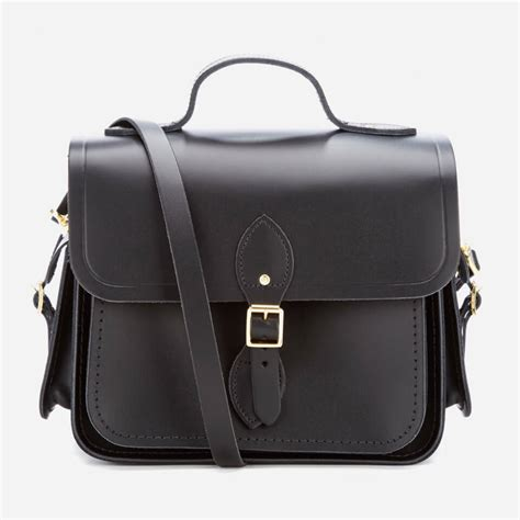 Amour My Large Pockets Bag by The Cambridge Satchel Company S Large Traveller Bag