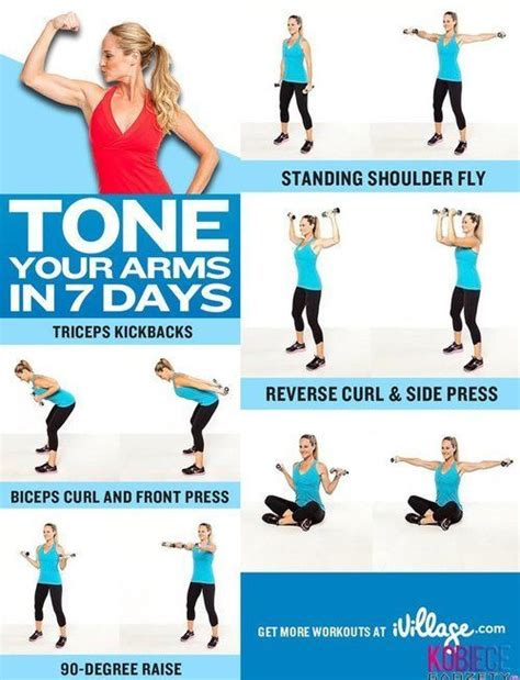 minutes to toned arms a easy workout you can do