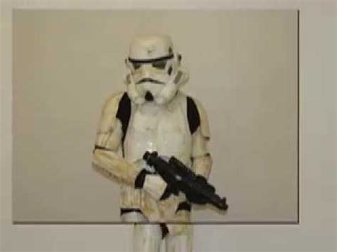 How To Make A Paper Stormtrooper Helmet - stormtrooper armor made of paper mache papier mache