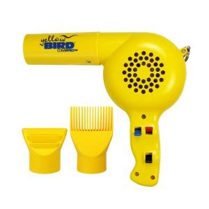 Conair Hair Dryer Yellowbird conairpro yellow bird hair dryer spoiled pretty