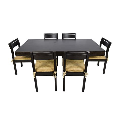 west elm table setting 85 off west elm west elm dining set tables