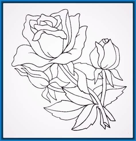 imagenes para dibujar a lapiz como dibujar una rosa related keywords como dibujar una