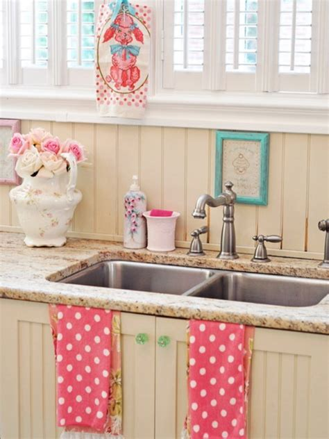 vintage kitchen decor ideas cool vintage candy like kitchen design with retro details