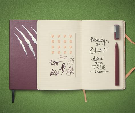 moleskine book journal template choice image templates