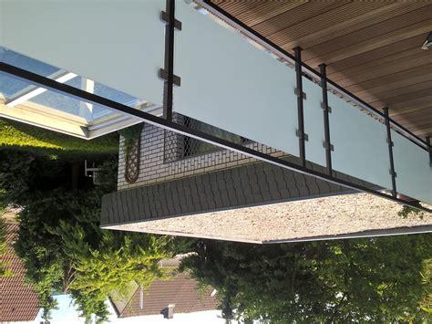 Balkon Mit Glas by Balkongel 228 Nder Mit Glas Komplette Baus 228 Tze