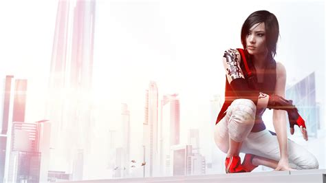 Mirrors Edge faith mirror s edge catalyst wallpapers hd wallpapers